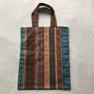 Handmade Pattern Tote Bag 40cm x 34cm BRAND NEW
